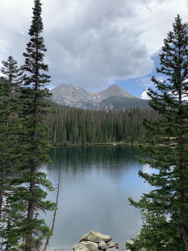 Odessa Lake Colorado