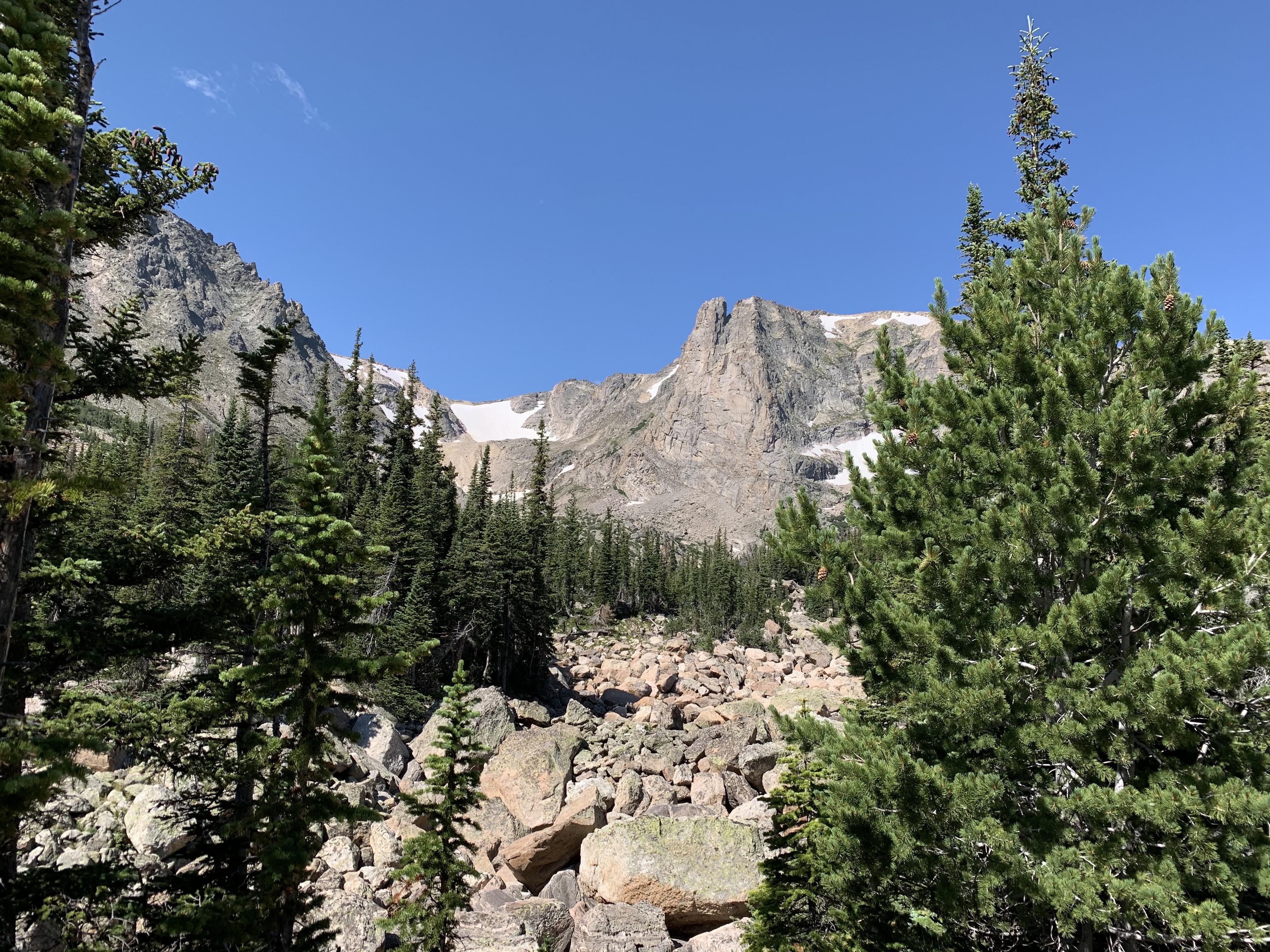 Odessa Lake Hike Colorado