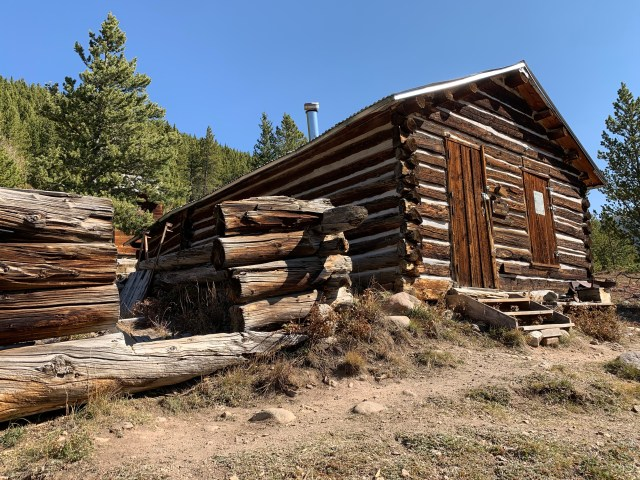 Independence Ghost Town Colorado