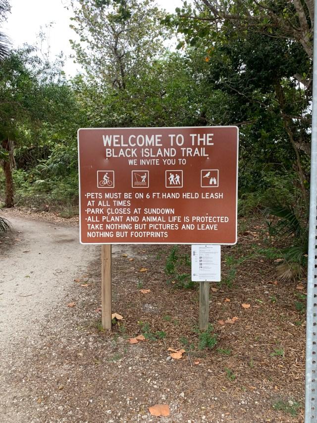 Black Island Trail Florida