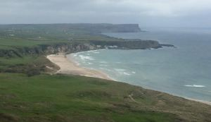 Views to Whitepark Bay
