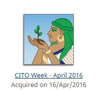 CITO souvenir Apr 2016