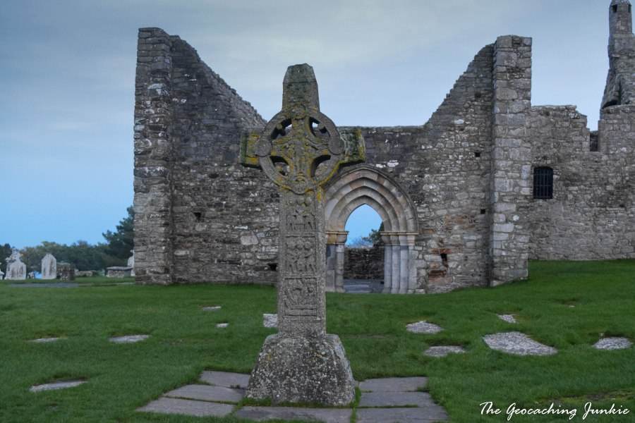 Geocaches at Irish Celtic Crosses