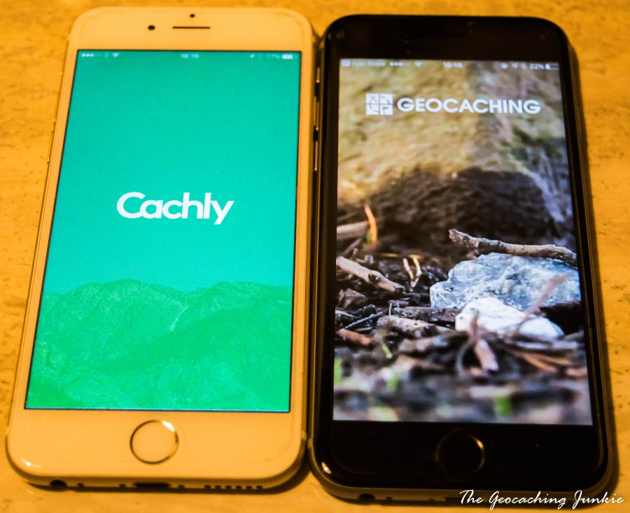 Cachly vs Geocachingn App: A Comparison Review