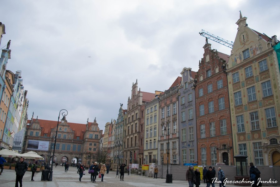 The Geocaching Junkie: 48 hours geocaching in Gdansk & Sopot