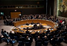 Barack Obama chairs a United Nations Security Council meeting