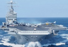 American Aircraft Carrier