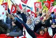 Tunisia Protests Arab Spring