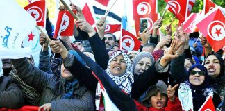 Tunisia Protests Arab Spring