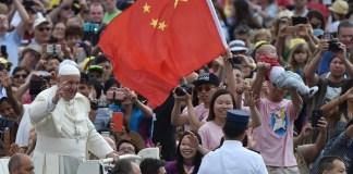 Vatican China ties