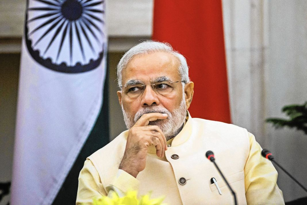 PM Narendra Modi of India