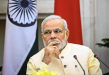 PM Narendra Modi of India
