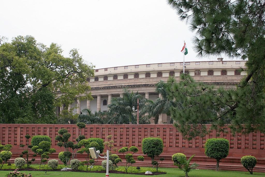 Sansad Bhavan, parliament building of India