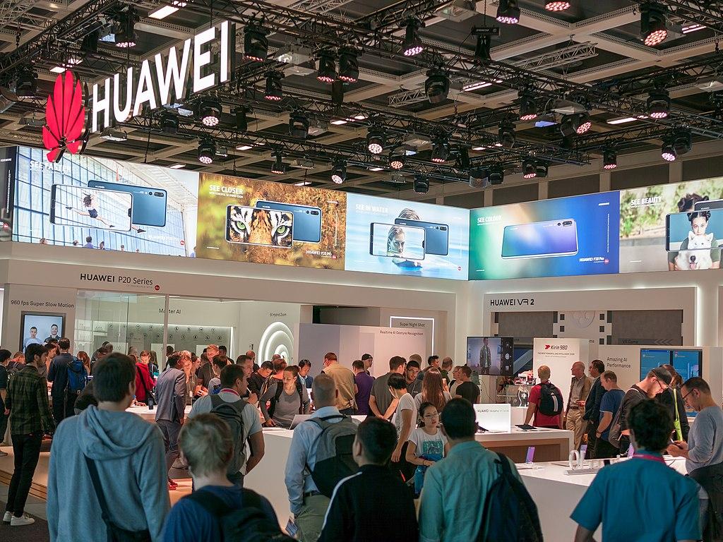 Huawei, IFA, 2018 Berlin