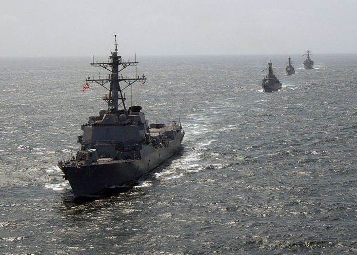 Pakistan Navy Ships
