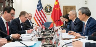 US-China Delegations
