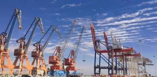 Gwadar Port of Pakistan