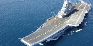 INS Vikramaditya, Indian aircraft carrier