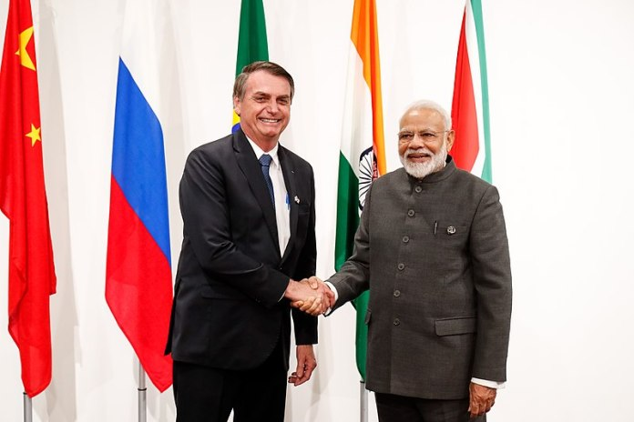 PM Modi and President Bolsonaro