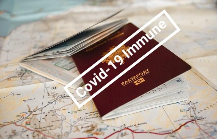 Immunity Passport