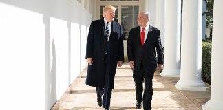 President Trump Meets with Israeli Prime Minister Benjamin Netanyahu