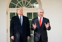 President Trump and PM Netanyahu