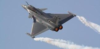 Rafale at Aero India