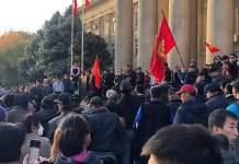 Revolution of Hope Kyrgyzstan