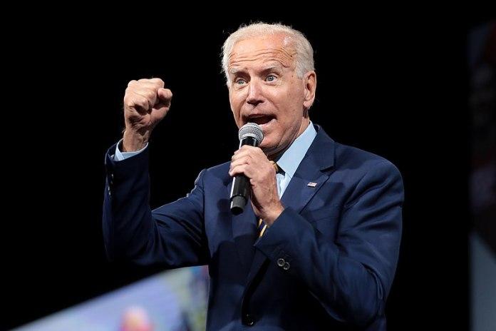 President elect Joe Biden USA