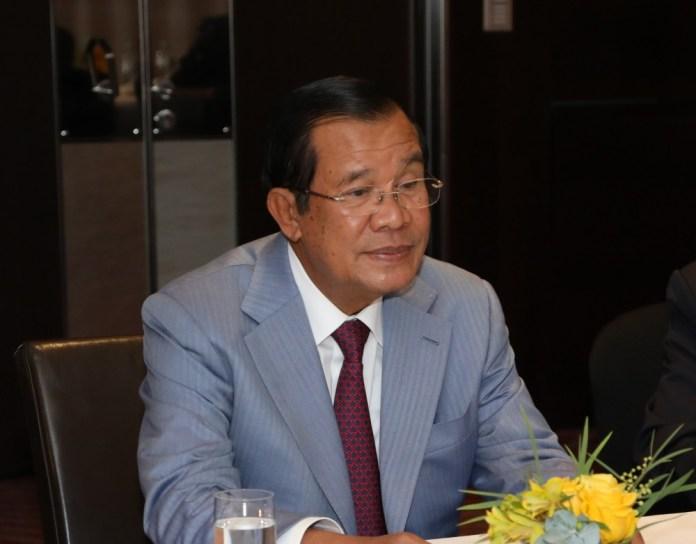 President Hun Sen of Cambodia
