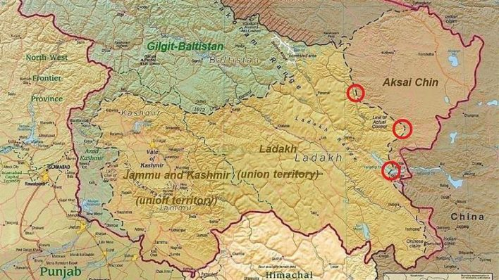 unless a complete disengagement at depsang and demchok, consider doklam is repeated - the geopolitics
