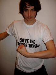 Martin Tomlinson of Selfish Cunt