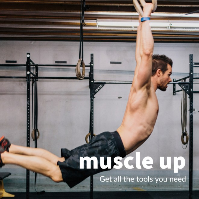 Muscle Up Course by Joe Bauer of the Get Better Project