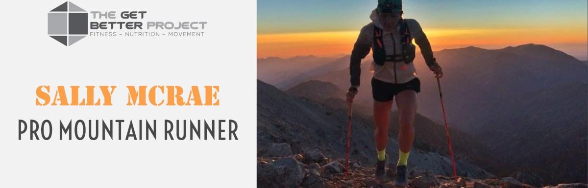 Pro Mountain Runner Sally McRae – Ep. 18