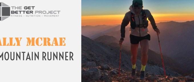 GBP 018: Pro Mountain Runner Sally McRae with Joe Bauer