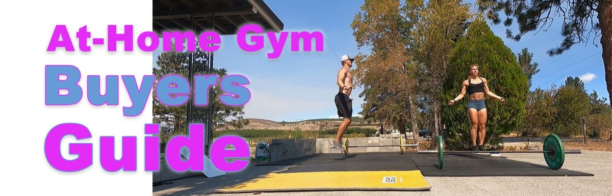 At Home CrossFit Gym Buyers Guide