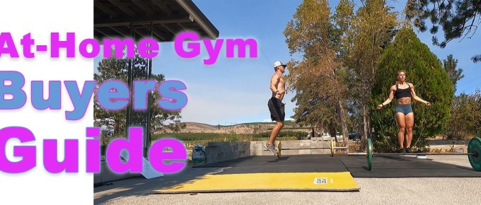 GBP - At-Home Gym Buyers Guide with Emily and Joe working out in Manson