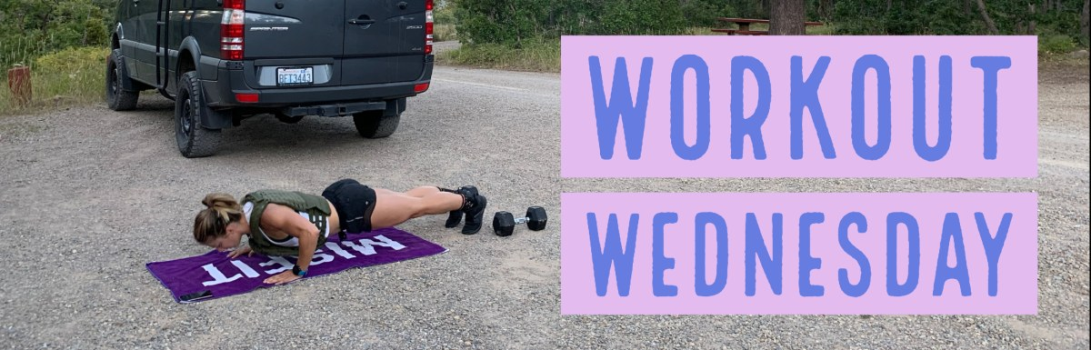 Workout Wednesday – Clean & Move