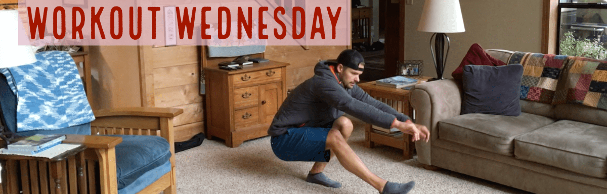 Workout Wednesday – Living Room