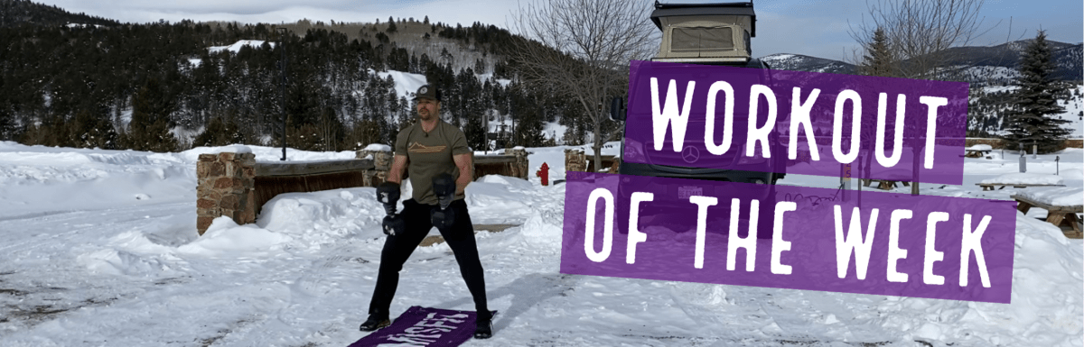 Workout of the Week –  Thunder Rock