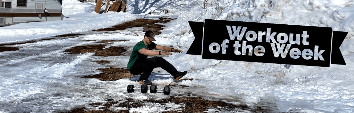 Workout of the Week – Balancing Smoke