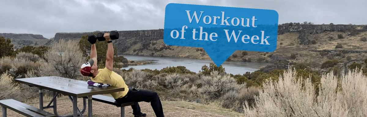 Workout of the Week – Let's get cooked