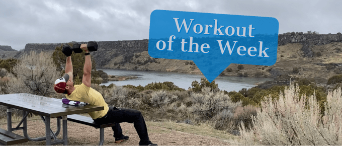 Workout of the Week - Let's get cooked by Joe Bauer of The Get Better Project