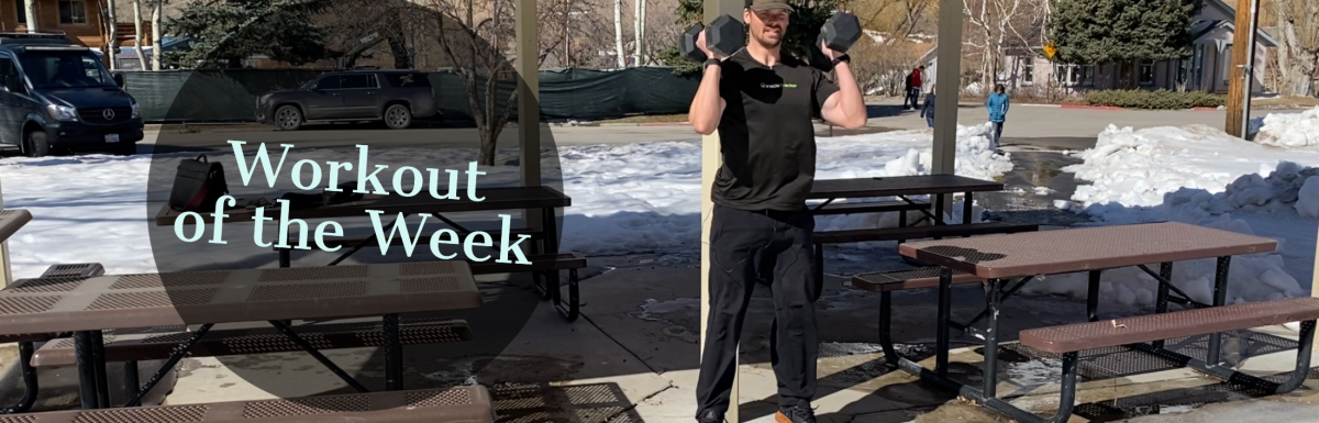 Workout of the Week – Ramp it up