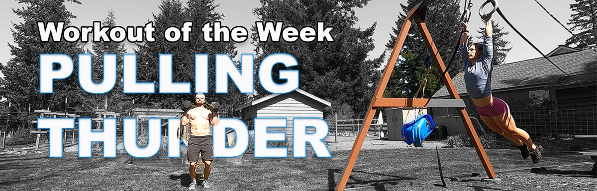 WOTW - Pulling Thunder by Joe Bauer and Emily Kramer
