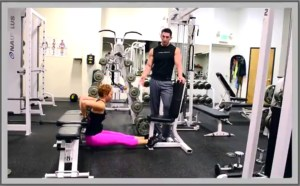 The Venus Factor Workout Video Example