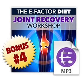 The E-Factor Diet Joint Recovery