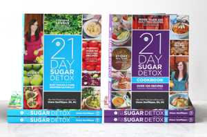 21 Day Sugar Detox Book Set