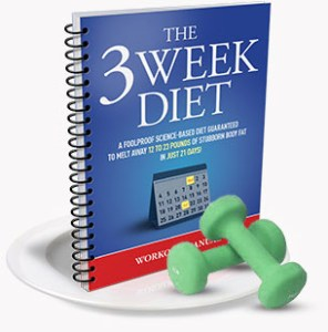 The 3 Week Diet Workout Manual
