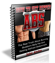 how to get ripped abs manual